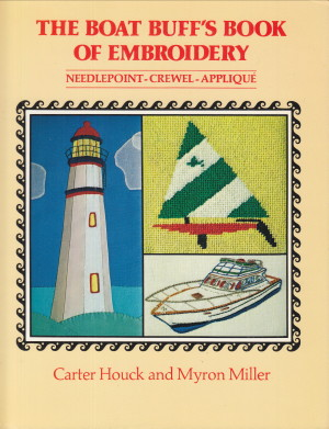 Image for BOAT BUFF'S BOOK OF EMBROIDERY