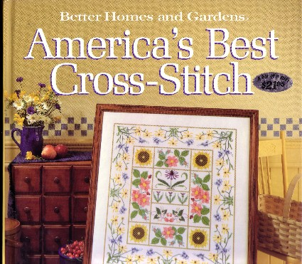 Image for America's Best Cross-Stitch