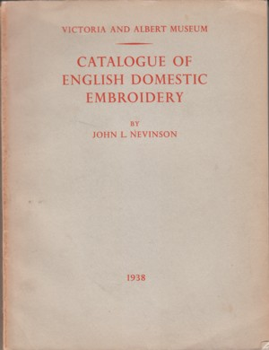 Image for Catalogue of English Domestic Embroidery