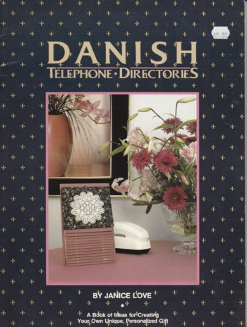 Image for Danish Telephone Directories