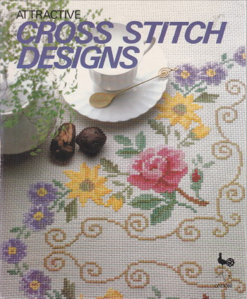Image for ATTRACTIVE CROSS STITCH DESIGNS