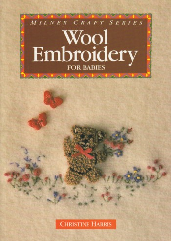 Image for Wool Embroidery for Babies