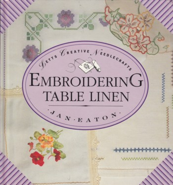 Image for Embroidering Table Linen