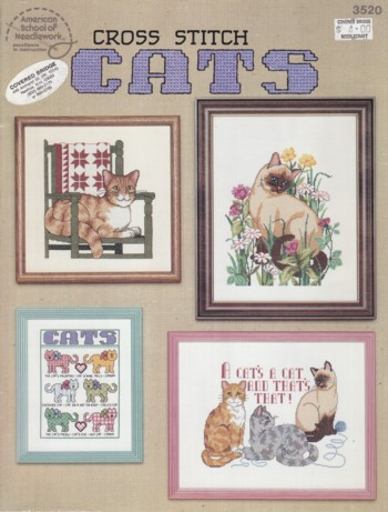 Image for Cross Stitch Cats