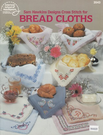 Image for Bread Cloths:  designs for cross stitch