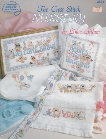 Image for Cross Stitch Nursery