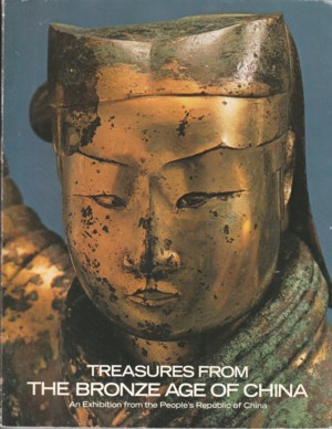 Image for Treasures from the Bronze Age of China
