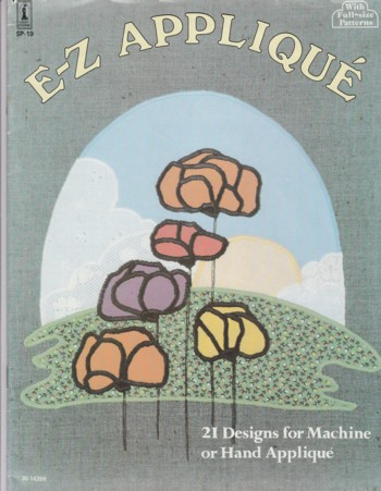 Image for E-Z APPLIQUE