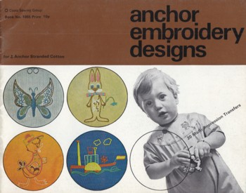 Image for Anchor Embroidery Designs