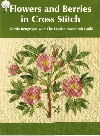Image for Flowers and Berries in Counted Cross Stitch.
