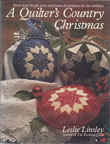 Image for Quilter's Country Christmas