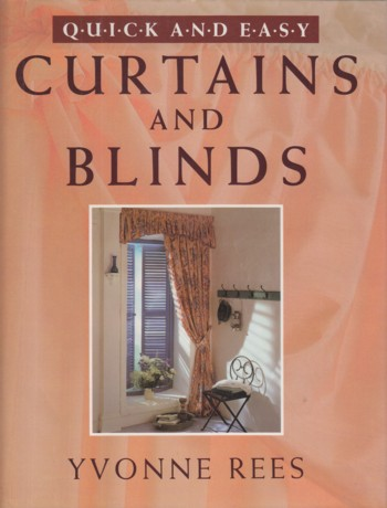Image for Quick and Easy Curtains and Blinds