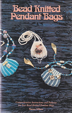 Image for Bead Knitted Pendant Bags