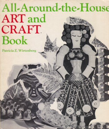 Image for All-Around-the-House Art and Craft Book