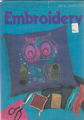 Image for BASIC BOOK OF EMBRODIERY