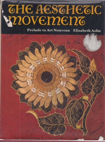 Image for Aesthetic Movement:  prelude to Art Nouveau