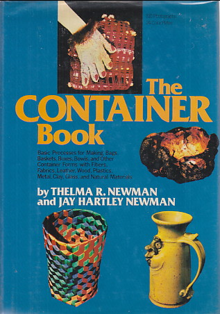 Image for CONTAINER BOOK