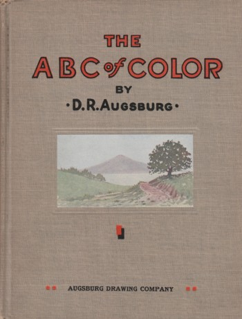 Image for ABC OF COLOR