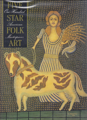 Image for Five Star Folk Art:  one hundred American masterpieces