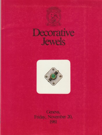 Image for Decorative Jewels