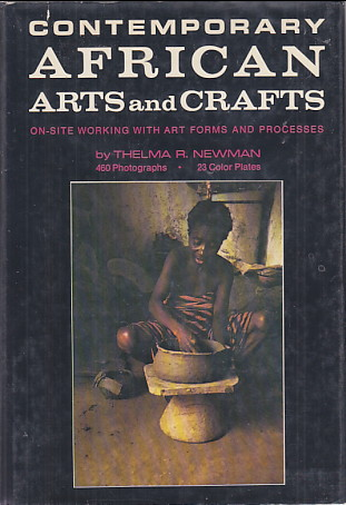 Image for Contemporary African Arts and Crafts