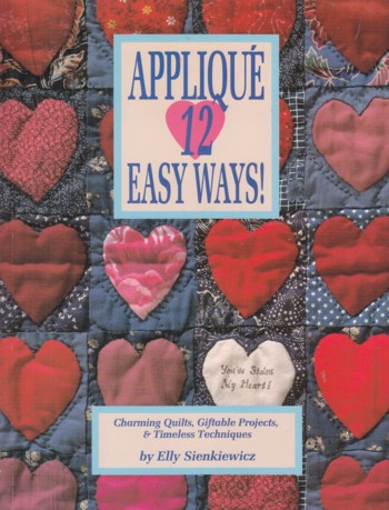 Image for Applique 12 Easy Ways