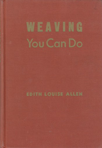 Image for Weaving You Can Do