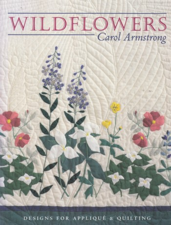 Image for Wildflowers: designs for applique & quilting