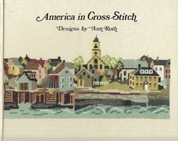 Image for AMERICA IN CROSS STITCH