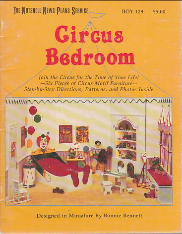 Image for Circus Bedroom