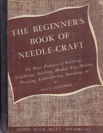 Image for Beginner's Book of Needle-Craft