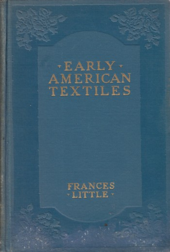 Image for EARLY AMERICAN TEXTILES.
