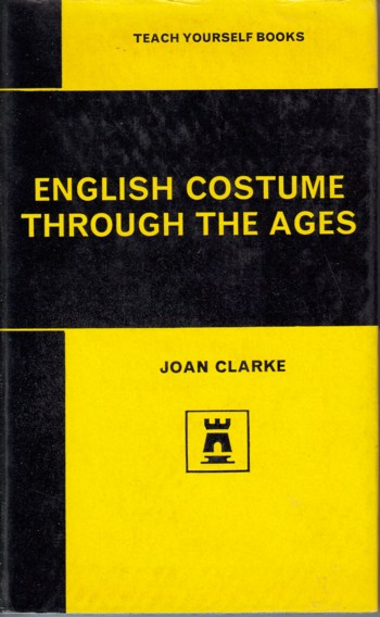 Image for English Costume Through the Ages