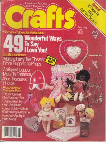 Image for Crafts '85 Feb