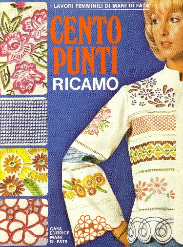 Image for CENTO PUNTI RICAMO.