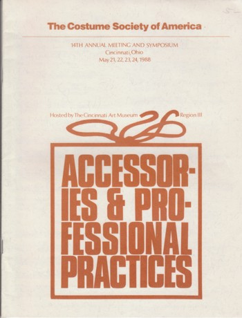 Image for Accessories & Professional Practices