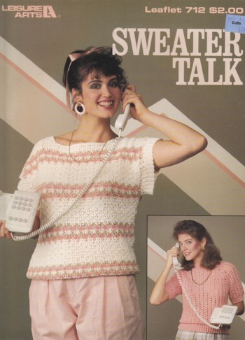 Image for (knitted) Sweater Talk
