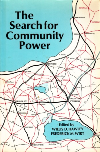 Image for Search for Community Power