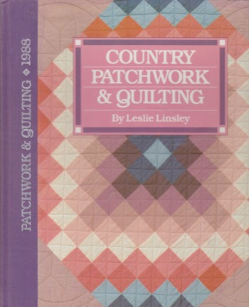 Image for Country Patchwork & Quilting