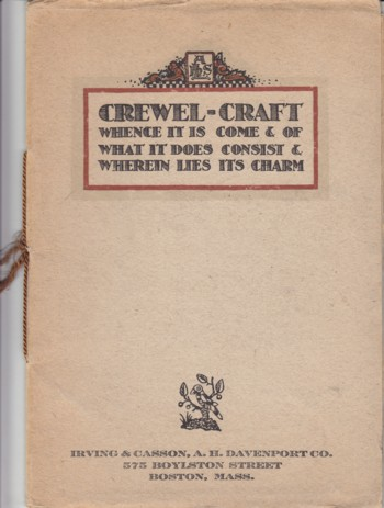 Image for Crewel-Craft