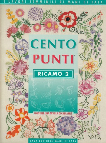 Image for Cento Punti Ricamo 2