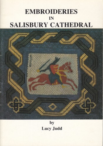 Image for Embroideries in Salisbury Cathedral
