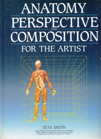 Image for Anatomy, Perspective and Composition for the Artist