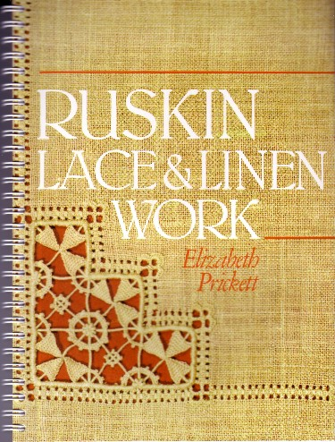 Image for RUSKIN LACE AND LINEN WORK