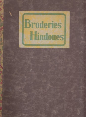 Image for Broderies Hindoues