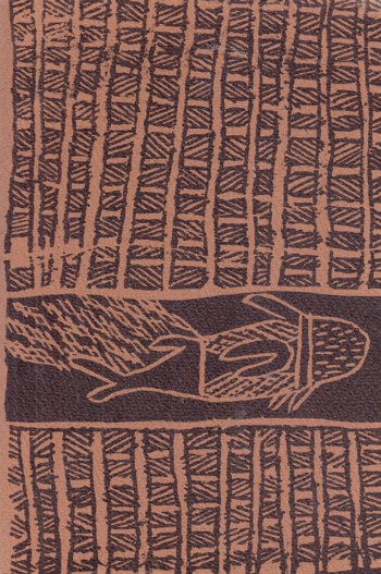 Image for Aboriginal Art from Australia:  Bark Paintings and Sculpture