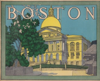 Image for Boston (in 1907 photographs)