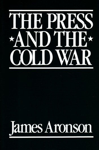 Image for Press and the Cold War