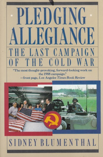 Image for Pledging Allegiance:  the last campaign of the Cold War