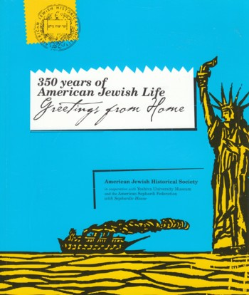 Image for 350 Years of American Jewish Life